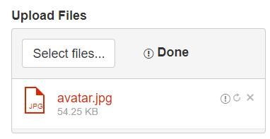 Uploading Files to Sitefinity Asynchronously Using Kendo UI Upload
